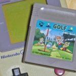【連載/だからゲームはやめられない】第5回: 気軽にできる嬉しさとゲームだからこその有難味をゲームボーイ版『ゴルフ』で知る