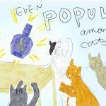 エッセイ「意中の目薬」by とら猫