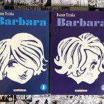 Barbara d'Osamu Tezuka by Julien Bernard(翻訳付き)