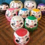 英語も学べる日本文化エッセイ「Daruma Dolls/だるま人形」(和訳付き)