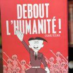 【仏語も学べる手塚漫画レビュー】『Debout l'humanité!/人間ども集まれ!』(和訳付き)~社会における性のあり方に疑問を投げかける一作~