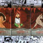 【仏語も学べる手塚漫画レビュー】『Vampires/バンパイヤ』(和訳付き)~変身の現実世界を描いた、手塚のキャリア転換期の一作~